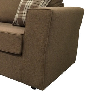 Venice Arran 3 Seater Reversible Chaise Sofa