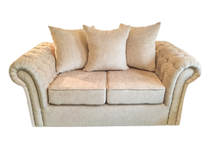 Chester 3 Seater & 2 Seater Pillowback Sofa Set