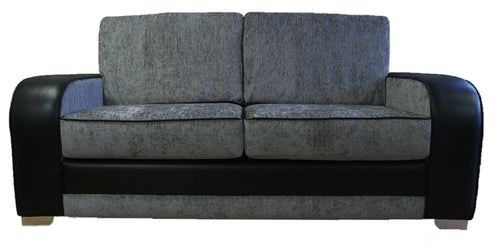Tessa 3 Seater Formal Back Sofa