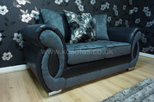 Load image into Gallery viewer, Chloe 2 Seater Pillow Back Sofa