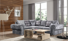 Load image into Gallery viewer, Verona Left Hand Pillow Back Corner Sofa