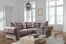 Load image into Gallery viewer, Verona Right Hand Pillow Back Corner Sofa
