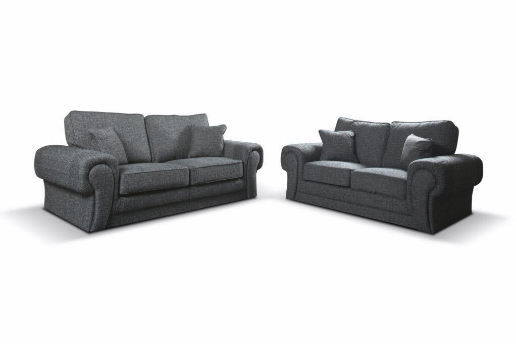 Wilcot 3 Seater & 2 Seater Sofa Set