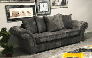 Windsor 3+2 seater sofas