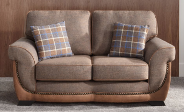 Ascot 2 Seater Formal Back Sofa