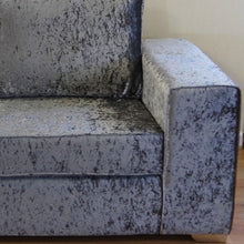 Load image into Gallery viewer, Delta Glitz Crushed Velvet Chair