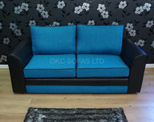Load image into Gallery viewer, Macey 3 Seater Formal Back Sofa