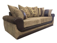 Load image into Gallery viewer, Kirk 3 Seater Sofa Bed