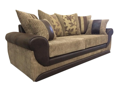 Kirk 3 Seater Sofa Bed