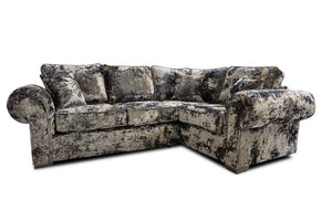 Panther Right Hand Pillow Back Corner Sofa