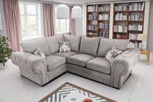 Load image into Gallery viewer, Verona Left Hand Formal Back Corner Sofa