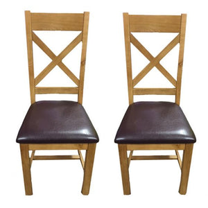 TURIN RANGE. Cross Back Chair