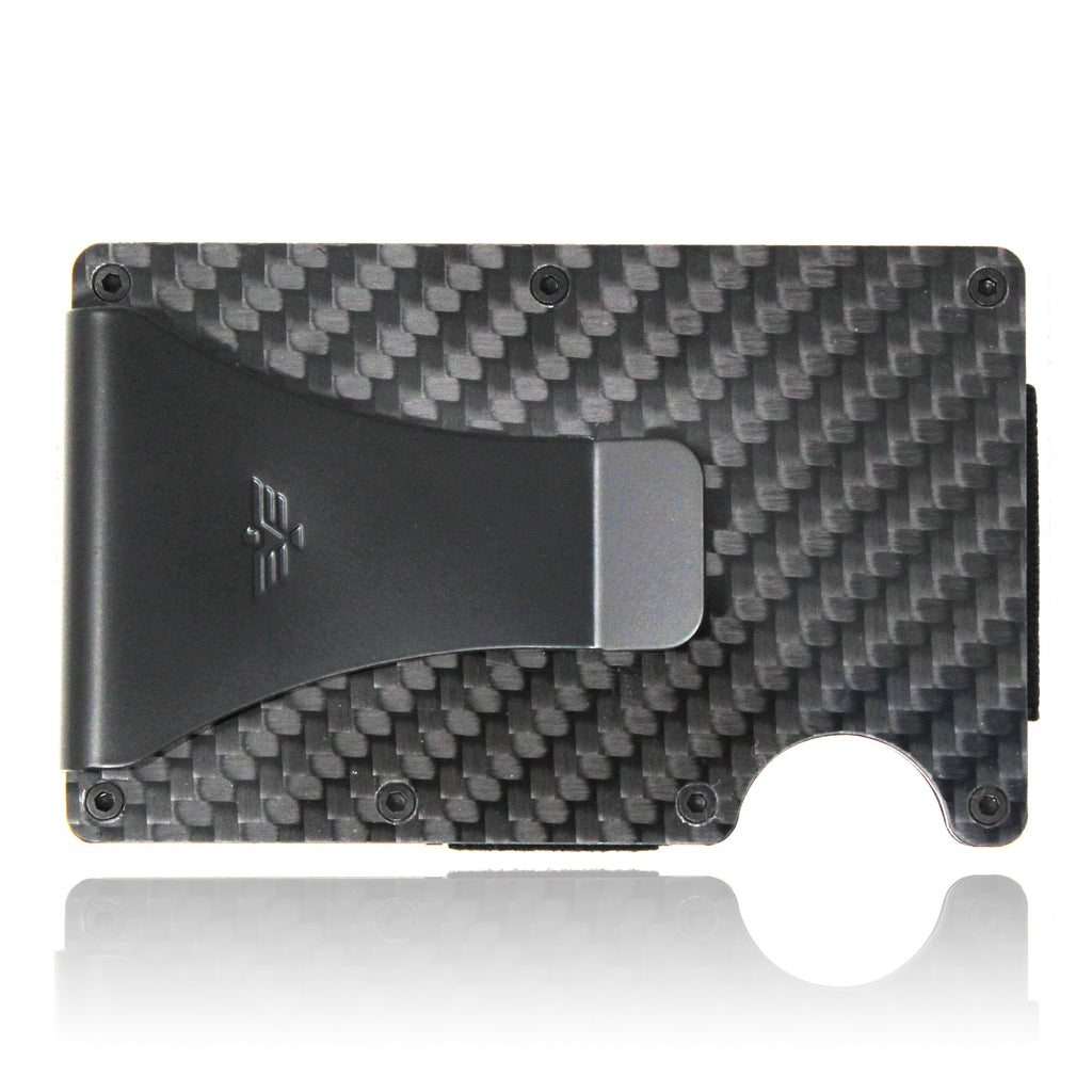 Carbon Fiber (with Clip)