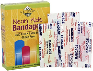 All Terrain - Neon Kids Bandages