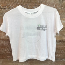 Load image into Gallery viewer, Women's Crop Logo Tee