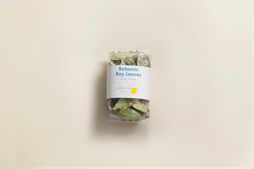 Daphnis and Chloe Bay Leaves Pack