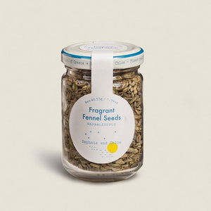 Daphnis and Chloe Fennel Seeds Jar
