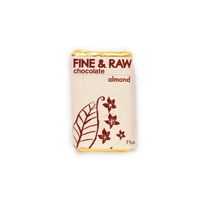 Fine & Raw Almond Chunky 1.5 oz