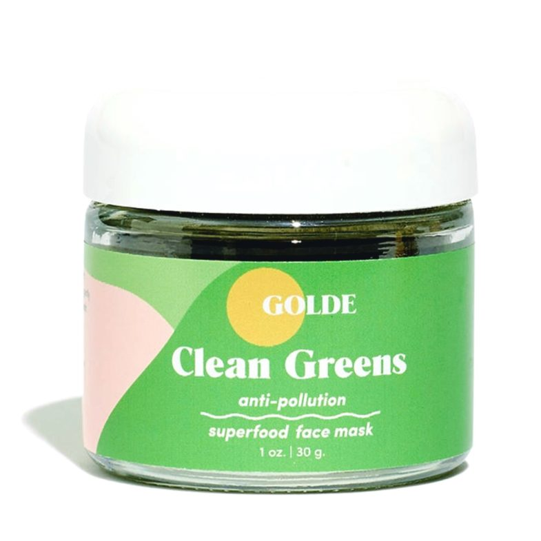 Golde Clean Greens Mask