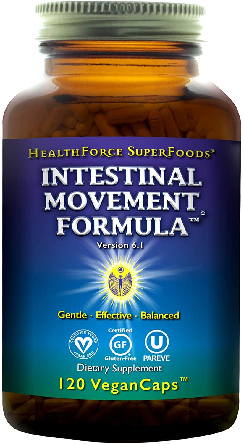 Healthforce - Intestinal Movement Formula