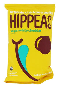 Hippeas White Cheddar - Small