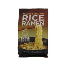 Load image into Gallery viewer, Lotus Foods Millet Rice Ramen