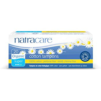 Natracare Tampons (super)