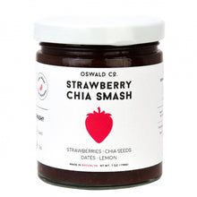 Load image into Gallery viewer, Oswald Co Chia Jam Strawberry