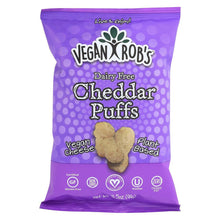 Load image into Gallery viewer, VeganRobs Cheddar Puffs