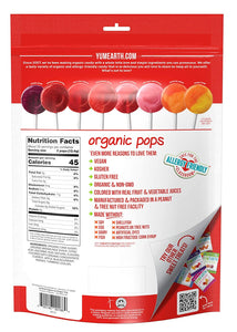 YumEarth Lollipops - Large Bag