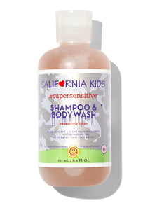 California Baby - Super Sensitive Shampoo & Body Wash