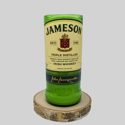 JAMESON WHISKEY – LIQUOR ALCOHOL CUT BOTTLE RECYCLED SCENTED - AMOUR NOIR