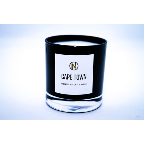 CAPE TOWN CANDLES (8oz) - AMOUR NOIR