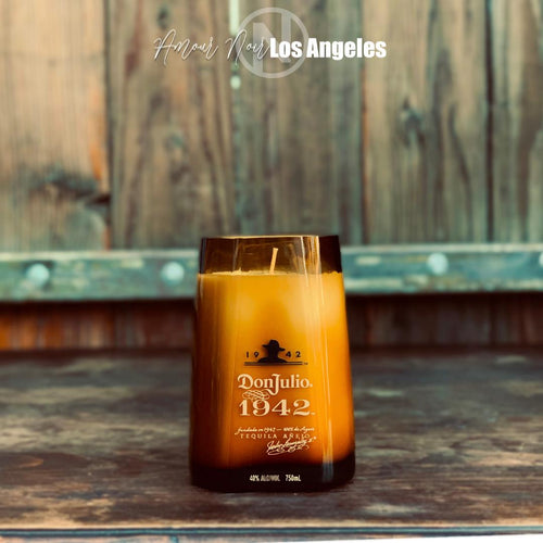 Tequila Candle - AMOUR NOIR