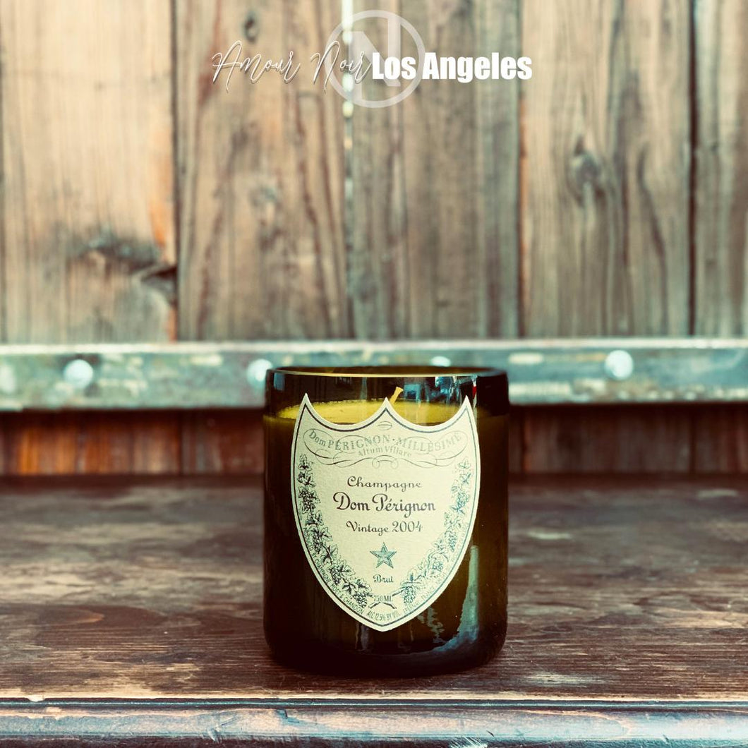 Champagne Candle - AMOUR NOIR