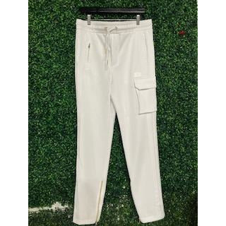 SL WHITE JOSHUA SWEAT PANT