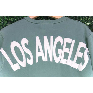 Mint Los Angeles Cozy Crewneck