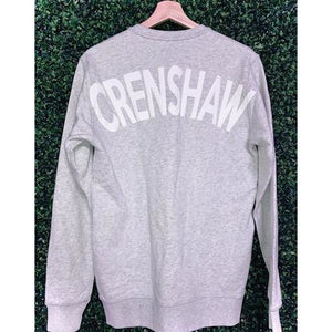 Feather Grey Crenshaw