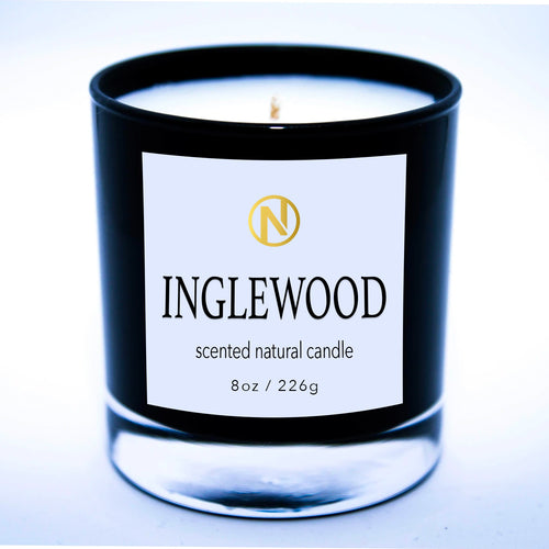 INGLEWOOD CANDLES  (8oz)