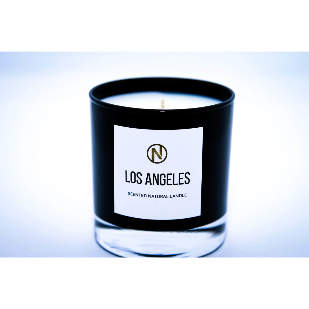 LOS ANGELES (8oz) - AMOUR NOIR