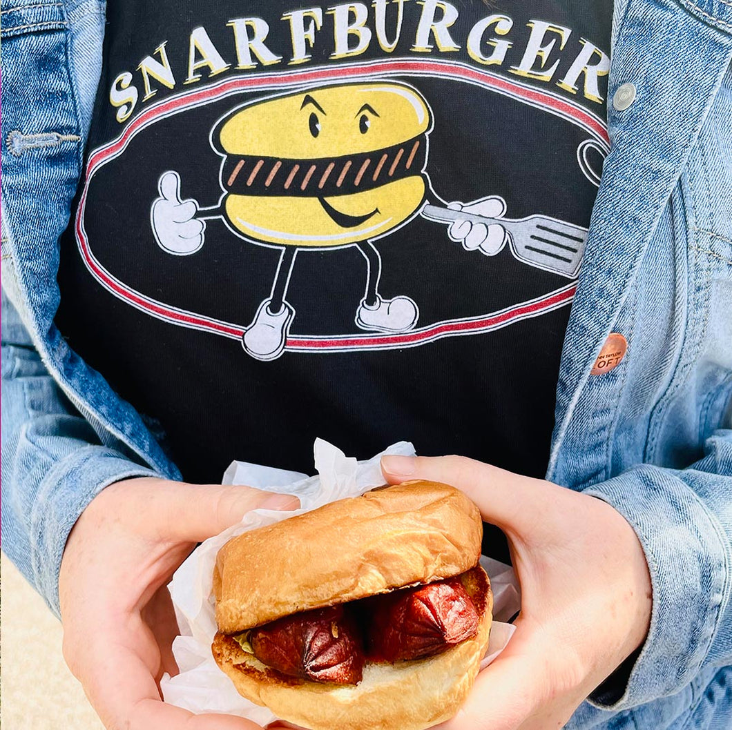 Snarfburger Short-Sleeve Tee