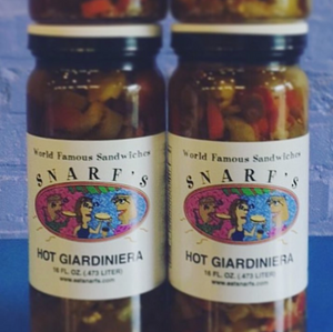 Snarf's Hot Peppers