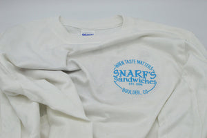 Snarf's Long-Sleeve Logo Tee