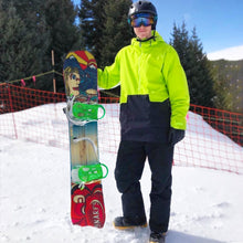 Load image into Gallery viewer, Snarf's + Meier Custom Snowboard