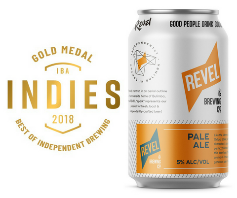 Award winning best beer in Queensland 2018