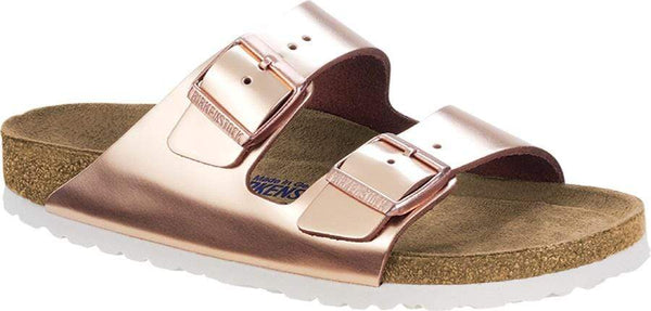 Birkenstock Arizona Copper SFB - Narrow