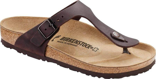 Birkenstock Gizeh Habana Oiled Leather