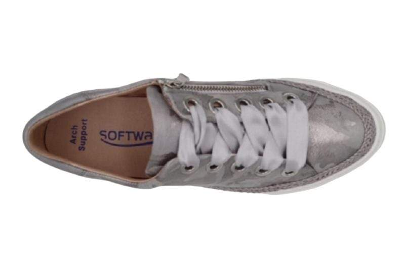 Softwaves Wedge Silver