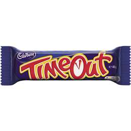 Cadbury Time Out 40g bar