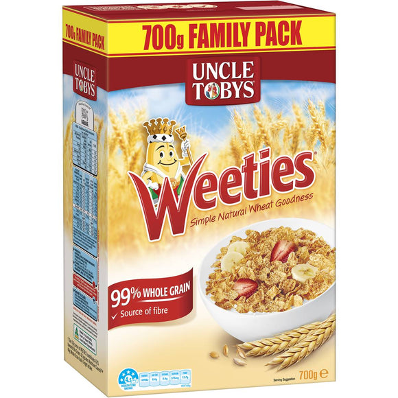 Uncle Tobys Vita Brits Weeties 700g